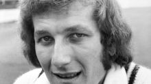 Ex-England skipper Bob Willis dies aged 70