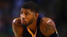 Paul George is reportedly already recruiting players to a team he's not even on yet