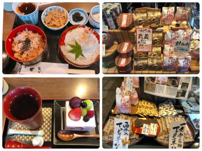 京都賞楓一日散策散步路線一乘寺中谷餐點與伴手禮