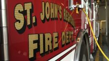Fire at St. John's home displaces three, no injuries