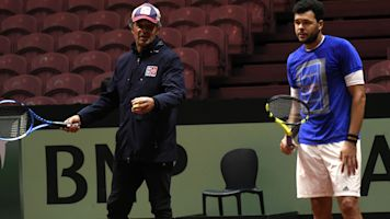 Noah taking no chances ahead of Davis Cup final