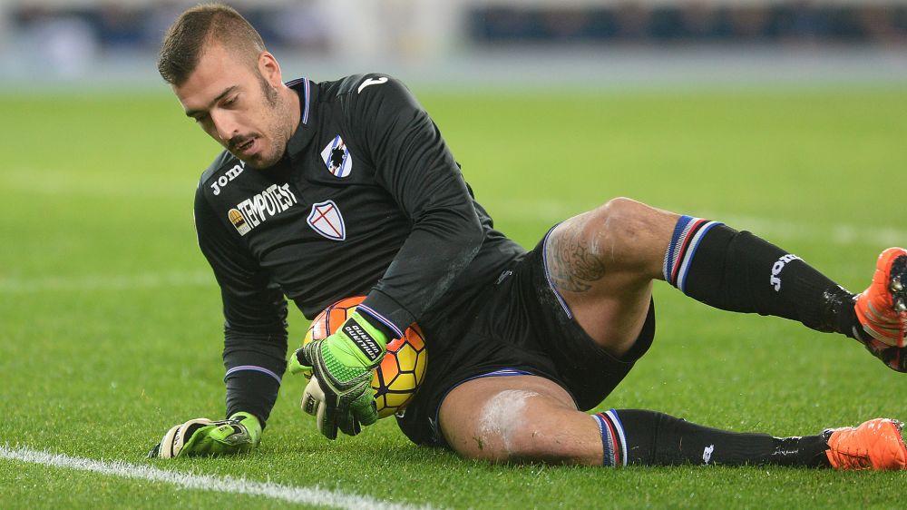 La Sampdoria non recupera Viviano: out per Torino