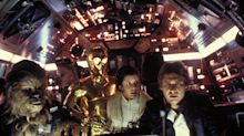 Eric Idle admits he 'sent Carrie Fisher and Harrison Ford high' onto Empire Strikes Back set