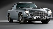 Why yes, my $3.6 million would go to a new 007 Aston Martin DB5