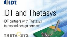 IDT and Thetasys LLC Announce Partnership to Expand Design Services