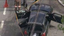Homem executado em carro de luxo já havia cumprido pena por roubo, estelionato e receptação