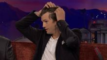 Ashton Kutcher Reveals He's Losing His Hair: 'It's Starting to Disappear'