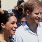 Meghan and Harry have begun their royal tour of Africa