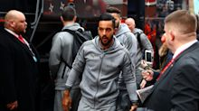 Arsenal star Theo Walcott heads to Everton to complete £25m transfer