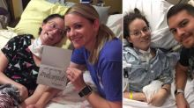Brain-Damaged Woman Grins as Future Sister-in-Law Asks Her to Be a Bridesmaid