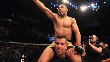 Jose Aldo puts '13 seconds' in the past with decisive TKO at UFC Fortaleza