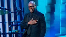 Dave Chappelle accepts Mark Twain Prize for American Humor, says comedy saved his life