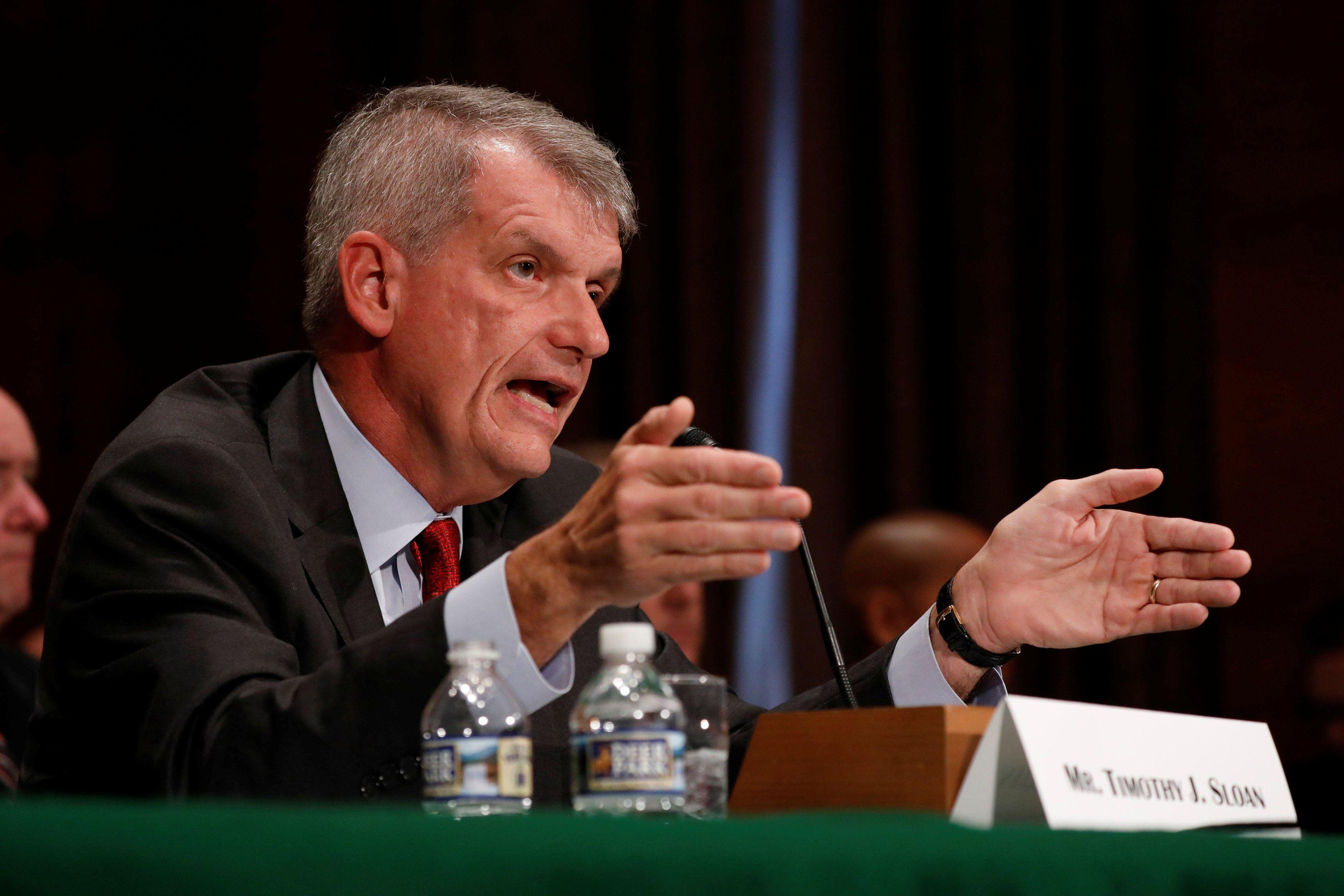 List of Wells Fargo scandals in the Tim Sloan era