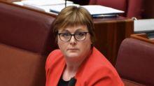 Linda Reynolds apologises for 'lying cow' remark