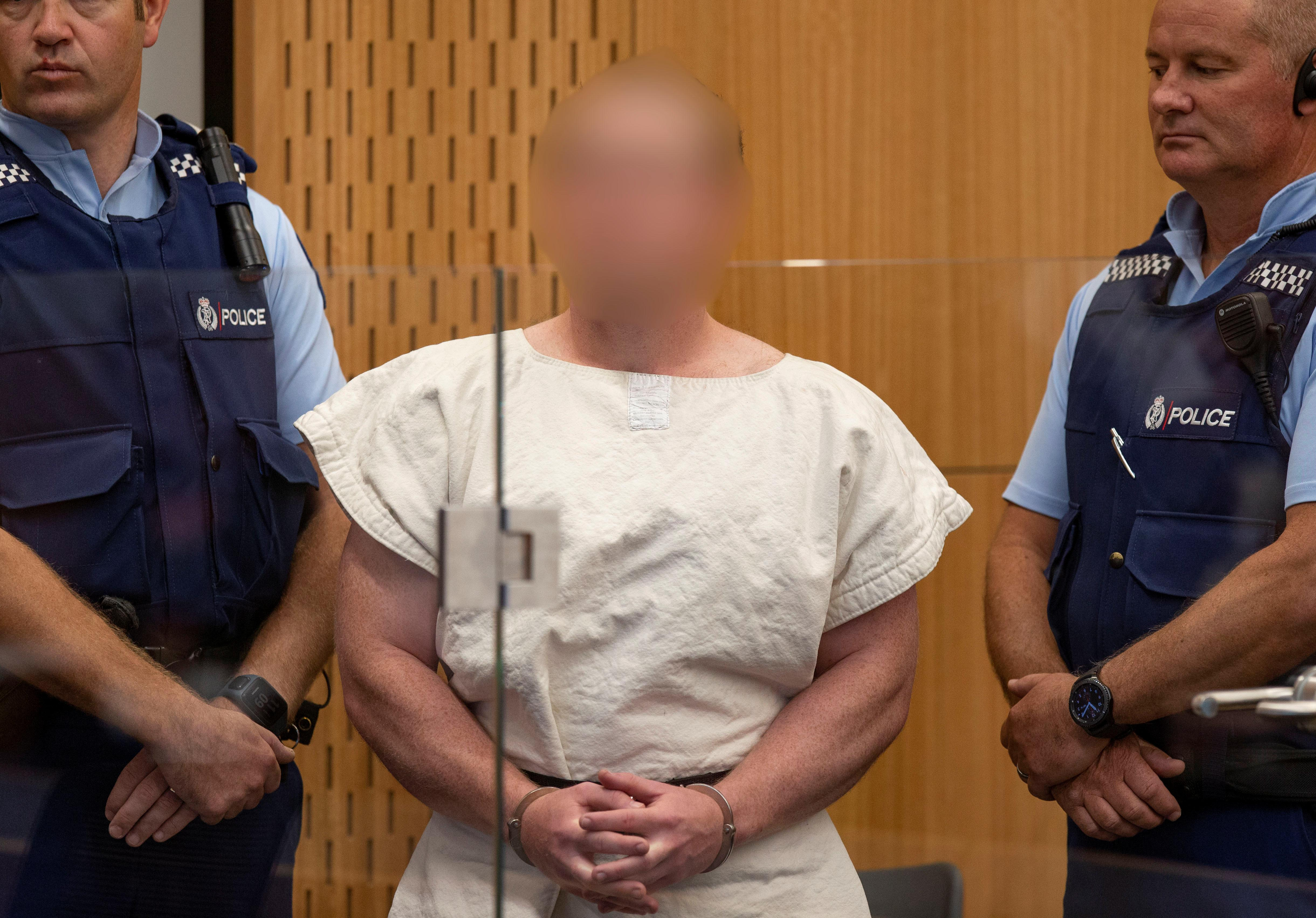 No news, no visitors: Accused Christchurch gunman isolated in prison