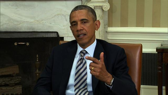 Obama announces 2014 NATO summit on Afghanistan