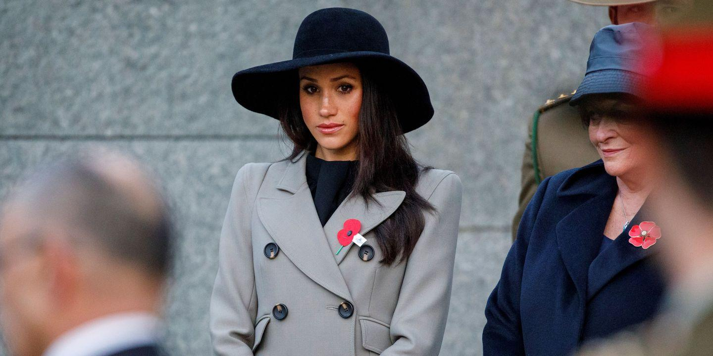 Meghan Markle Felt 'Trapped and Claustrophobic' in England - Yahoo Style