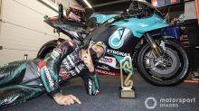 MotoGP: Quartararo não terá novos motores para últimas seis etapas