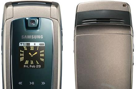 Samsung U550 for Verizon in pictures