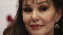 Alma Muriel, la legendaria villana de telenovelas que murió por un corazón roto