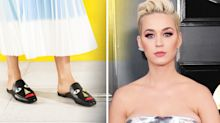 Katy Perry called out for 'blackface' shoes
