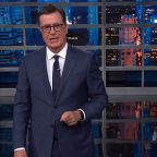 "Stephen Colbert Celebrates Early Christmas ""Present"" – DOJ Report On Russia Probe"