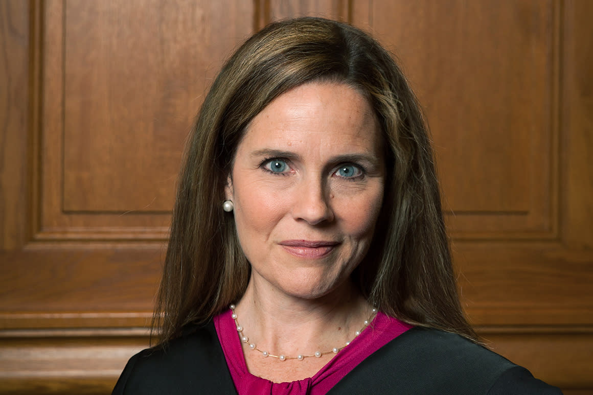 How Amy Coney Barrett Would Reshape the Court — And the Country
