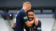 Paris Saint-Germain 1-0 Saint-Etienne: Mbappe injury overshadows Coupe de France triumph