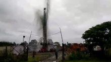 Assam Oil Blowout: CM Sonowal Seeks Central Help; Singapore Experts to Visit Site in Tinsukia