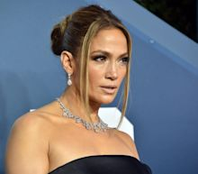 Jennifer Lopez clapped back at a commenter who accused the star of having Botox - again