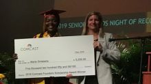 Comcast Awards More Than $200,000 in College Scholarships to Florida Students