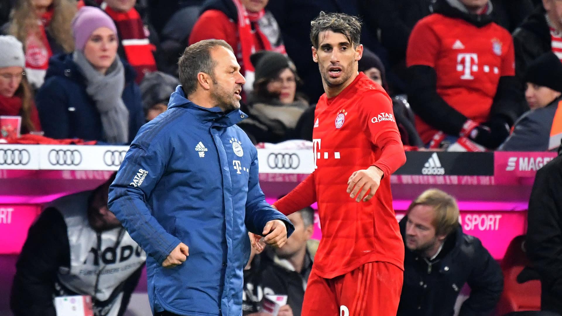 Bei Ex-Coach Kovac hatte Javi Martinez einen schweren Stand. Unter Hansi Flick blühte der Spanier zuletzt wieder auf und erntete nun Lob vom Coach.