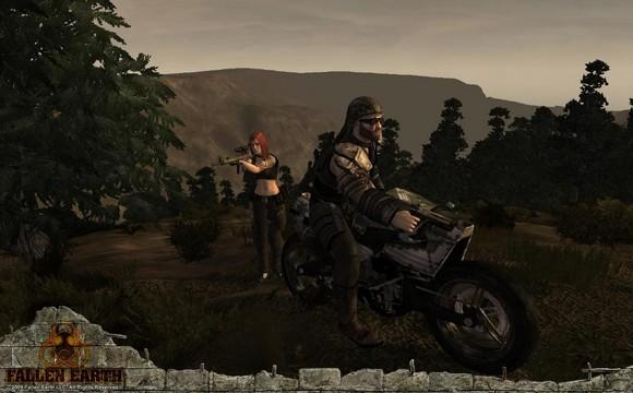 Fallen Earth staging a scavenger hunt contest for beta players