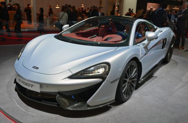 Would Apple really buy supercar maker McLaren? (update: Lit Motors too)