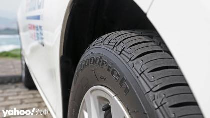 【開箱圖輯】街胎也有拉力魂!BFGoodrich百路馳Advantage T/A Drive試胎開箱!