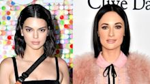 Did Kendall Jenner shade country star Kacey Musgraves with latest lingerie pic? And why?
