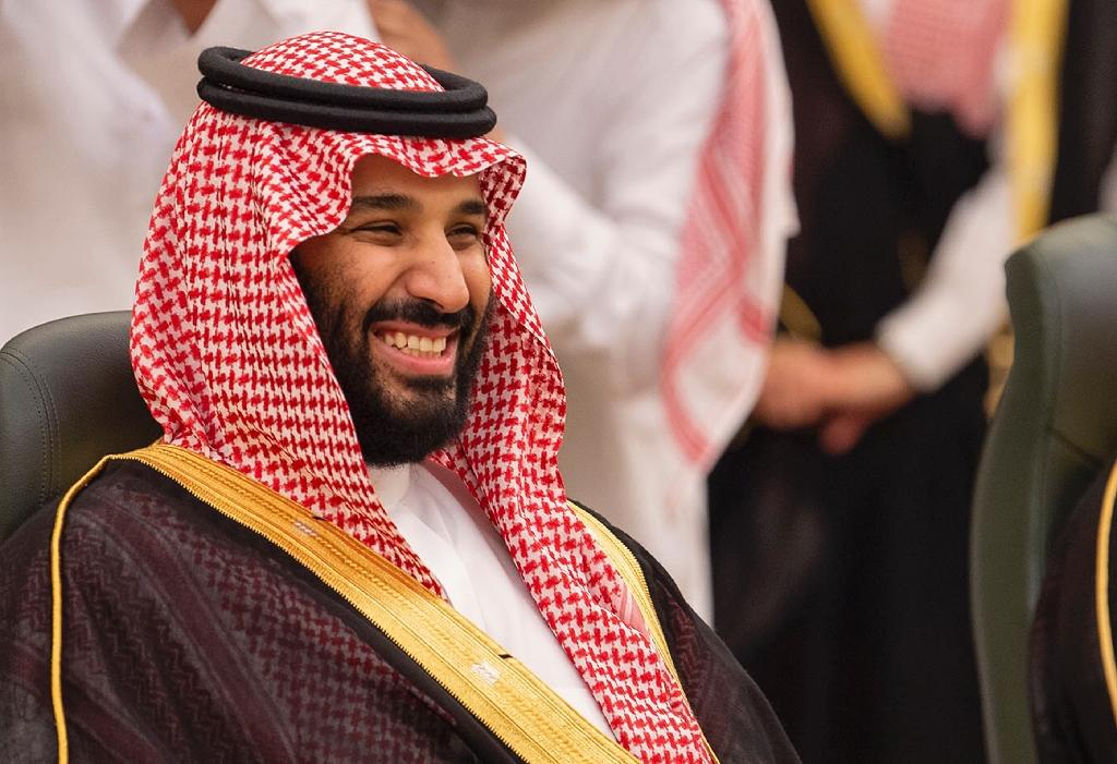 Saudi Crown Prince Mohammed bin Salman has been criticised by rights groups over the targeting of activists and political dissidents