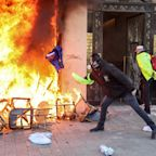 Paris police chief fired over Champs-Elysées riots as French government to ban protests in trouble spots