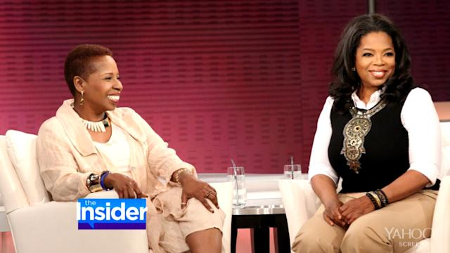 Oprah's Life Coach Iyanla Opens Up About 'Fix My Life'