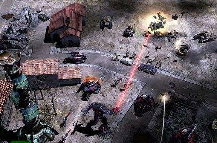 X3F hands on: Command and Conquer 3