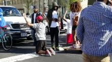 Stephon Clark: Demonstrators Block Interstate Traffic During Second Day of Protests