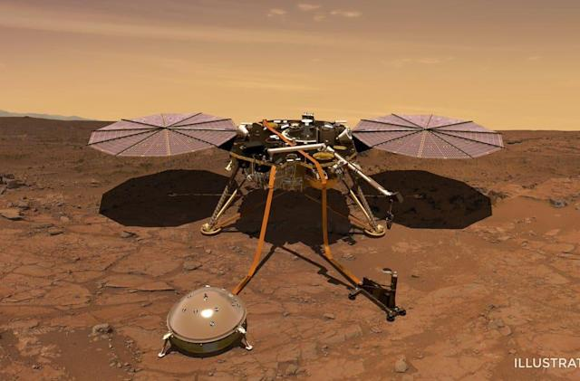 NASA's InSight probe is still struggling to crack the surface of Mars