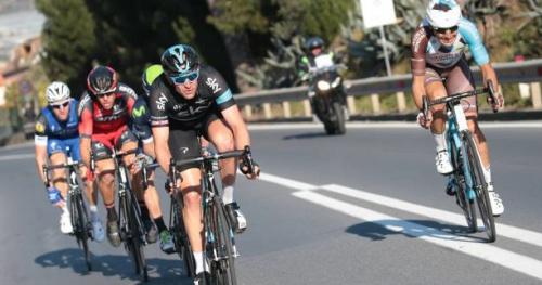 Cyclisme - T. des Alpes - 4e étape : Matteo Montaguti s'impose au sprint