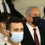 Israeli lawmakers take a step toward new national elections