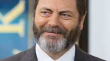 Nick Offerman Eloquently Sums Up What It Means To Be A Real Man