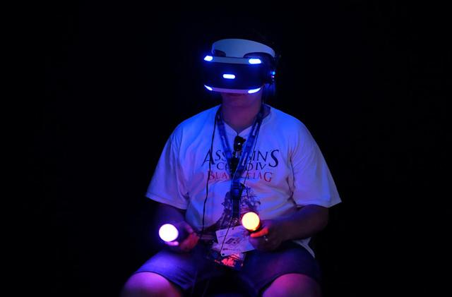 Sony's Project Morpheus is now 'PlayStation VR'