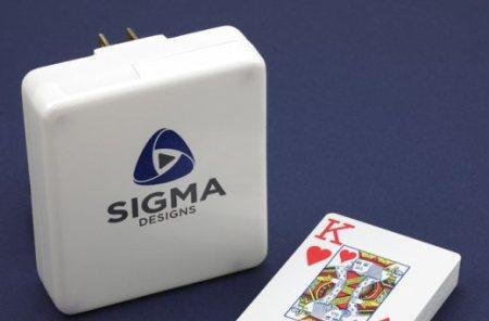 Sigma Design's 'ultra thin' TV box design promises HD in a tiny package