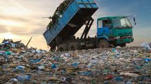 Why Waste Management, Inc.'s Shares Popped 7% Today