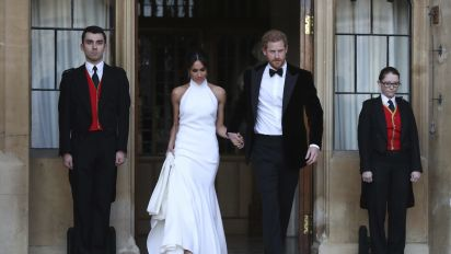 Stella McCartney for Meghan Markle after all