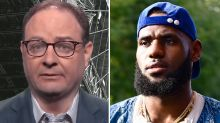 LeBron James, Other NBA Players Show Support For ESPN's Adrian Wojnarowski